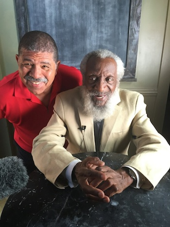 Ted Terry & Dick Gregory